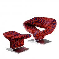 Paulin - Ribbon Chair
