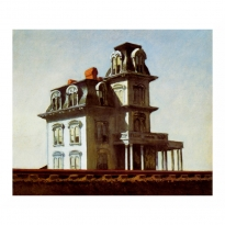 Hopper - House by the Railroad