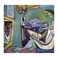 Picasso - Die Muse