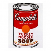 Warhol - Campbell's Soup Cans